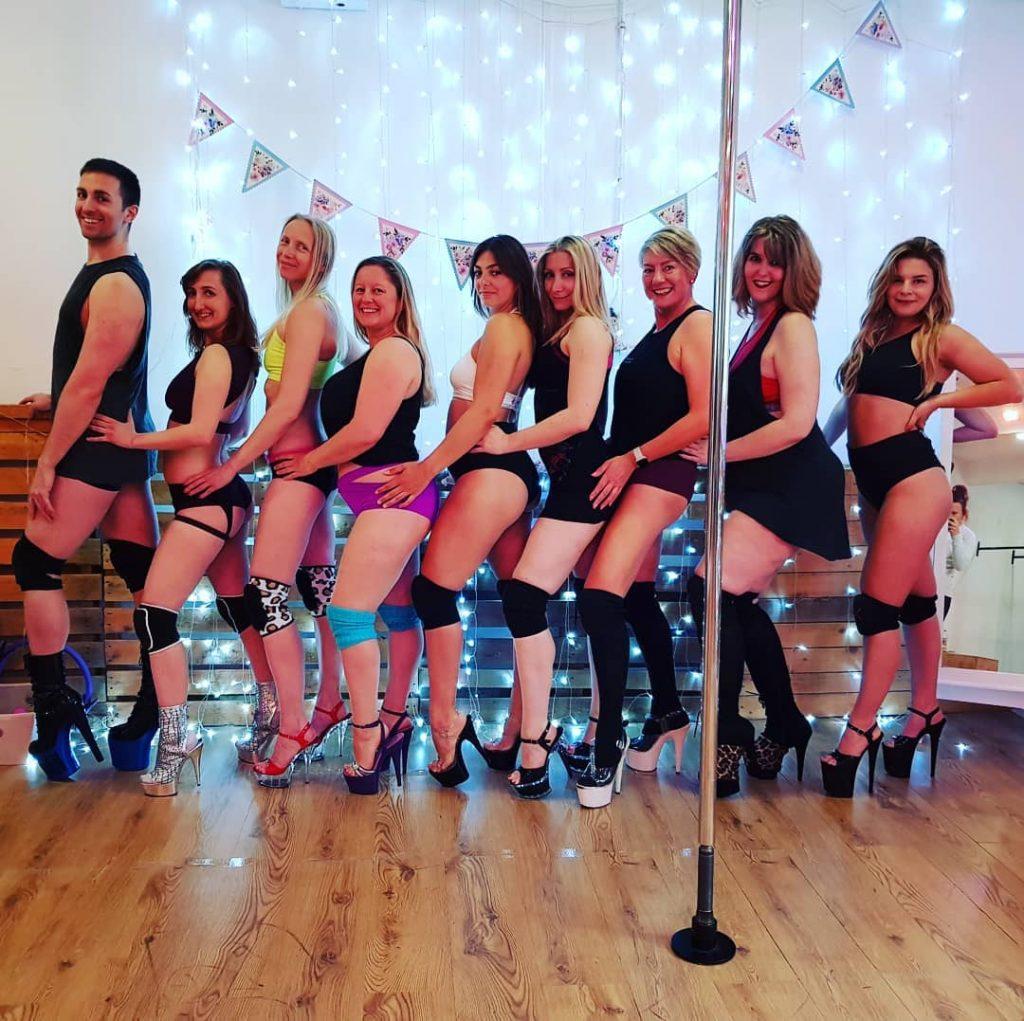 Dan Rosen Stripper Workshop
