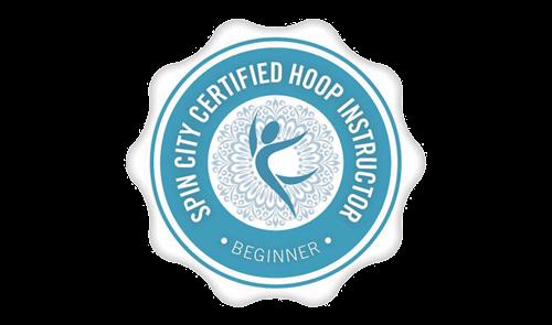 Certified Aerial Hoop Instructor
