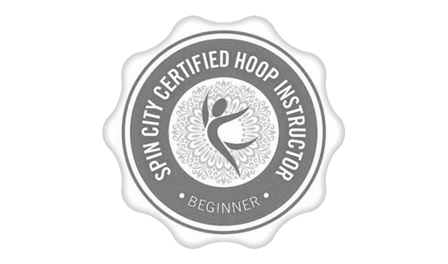 Certified Aerial Hoop Instructor