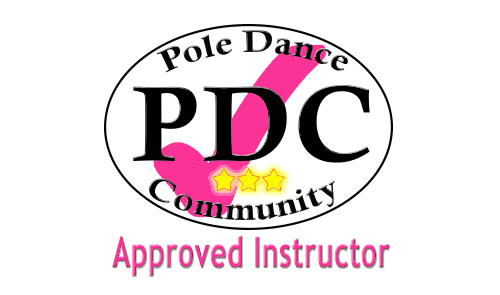 Pole Dance Community PDC - Approved Instructor