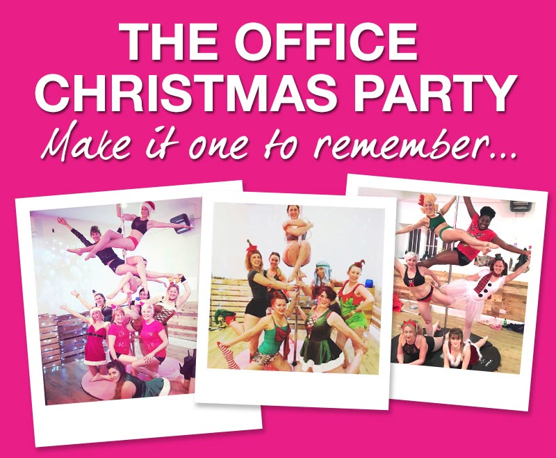 Pole Office Christmas Party