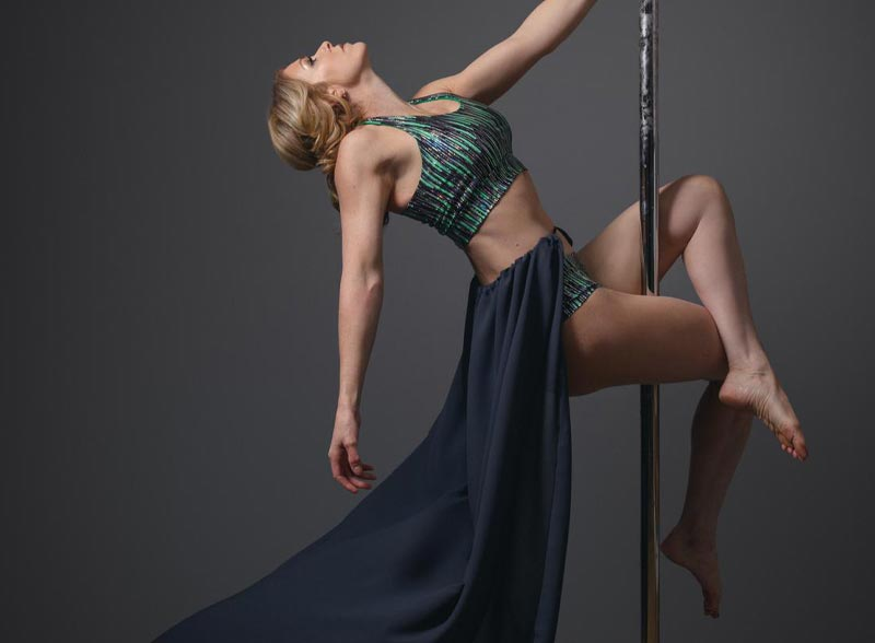 Pole Fitness Classes Stroud