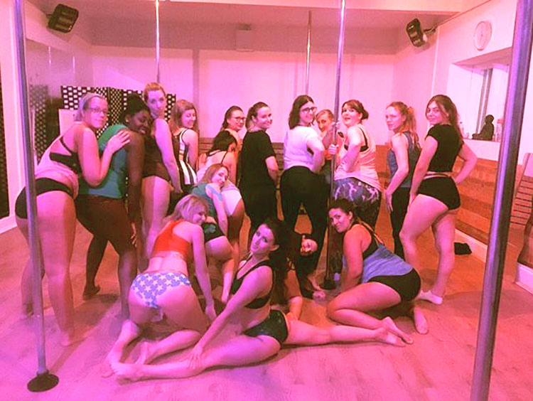 Pole Position Fitness Stroud - Twerkshop - Twerking Pheebspolefit