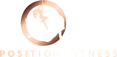 Pole Position Fitness white logo
