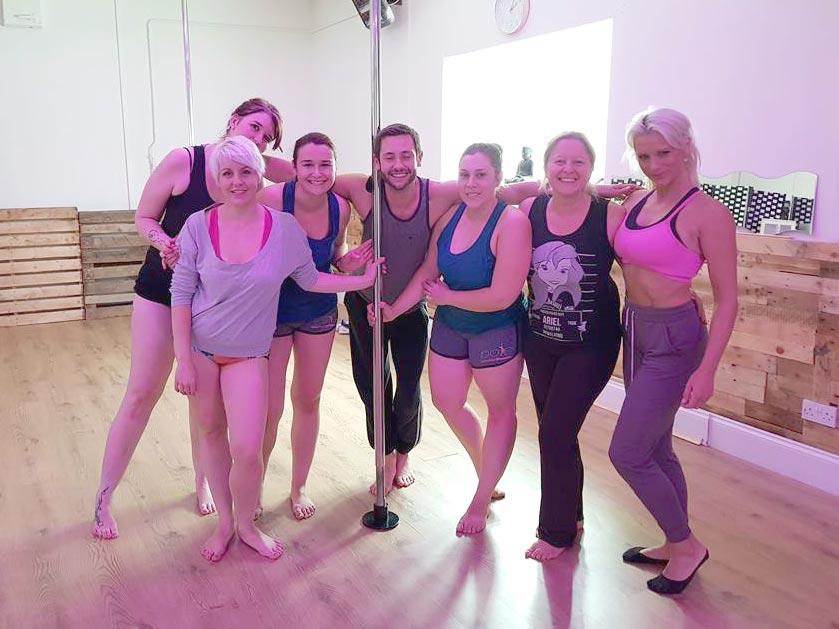 Sam King Secrets of Flexibilty - Pole Workshop