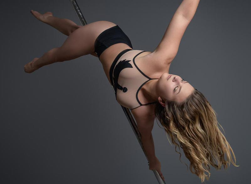Six week beginner pole fitness course